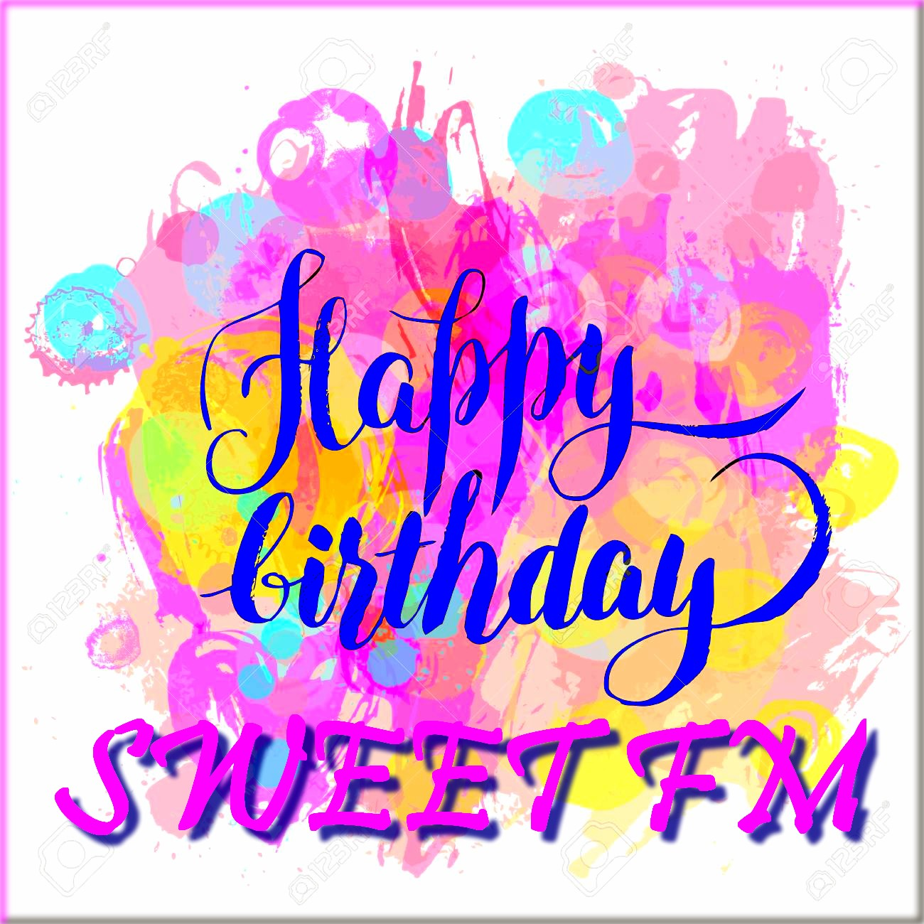 happy birthday sweetfm